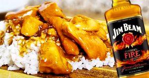 Crockpot Bourbon Chicken Recipe