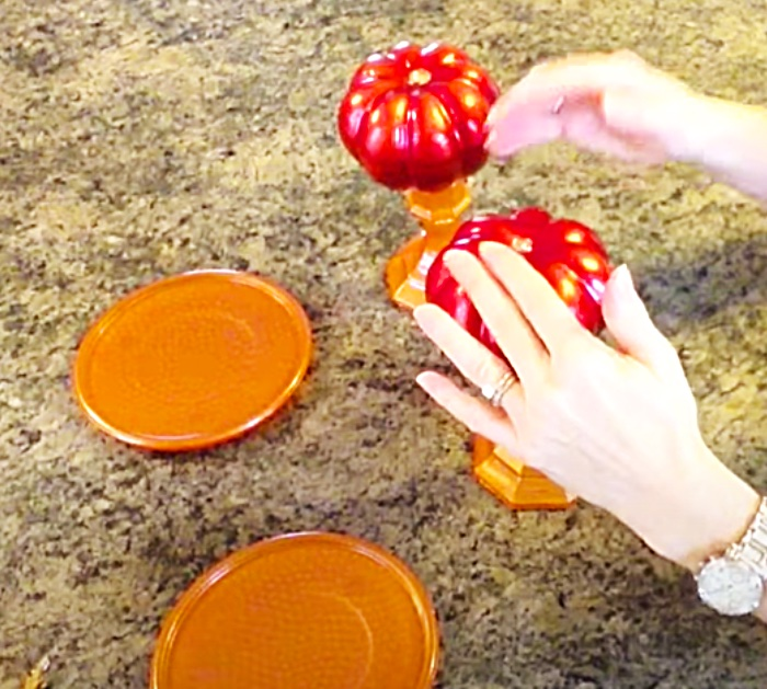 Fall DIY Ideas - Dollar Tree DIY Ideas - Dining Room Decor Ideas