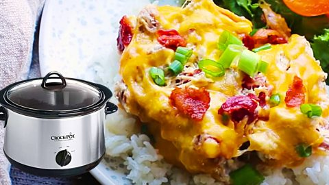 Crockpot Crack Chicken Recipe | DIY Joy Projects and Crafts Ideas