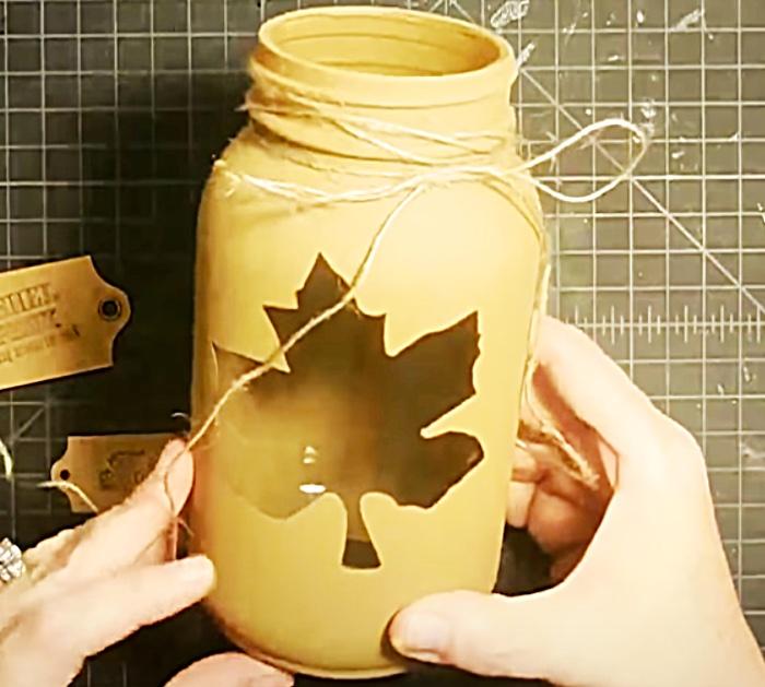 Fall DIY Ideas - Fall Decor Ideas - Candle Holder Ideas
