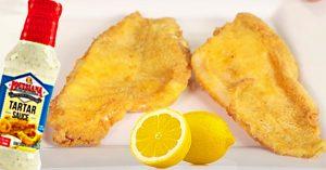 Crispy Air Fryer Fish Recipe