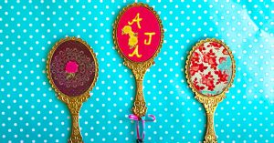 Dollar Tree Anthropologie Dupe Wall Hooks