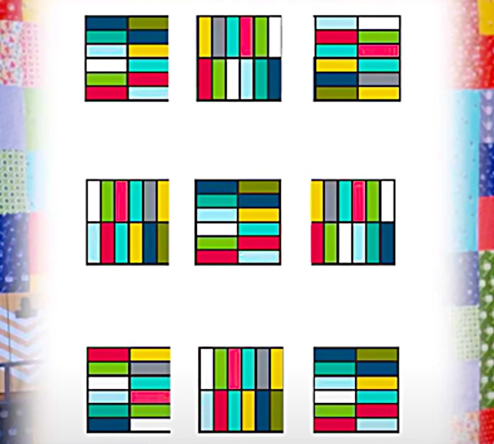 Free Quilt Pattern - Easy Quilt Pattern - DIY Quilting Ideas
