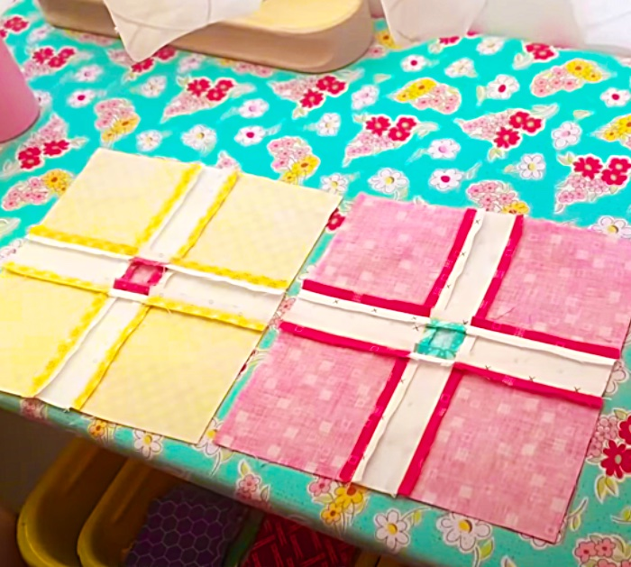 Scrappy Quilt Pattern - Fun Quilt Ideas - Quick Quilting With Scraps