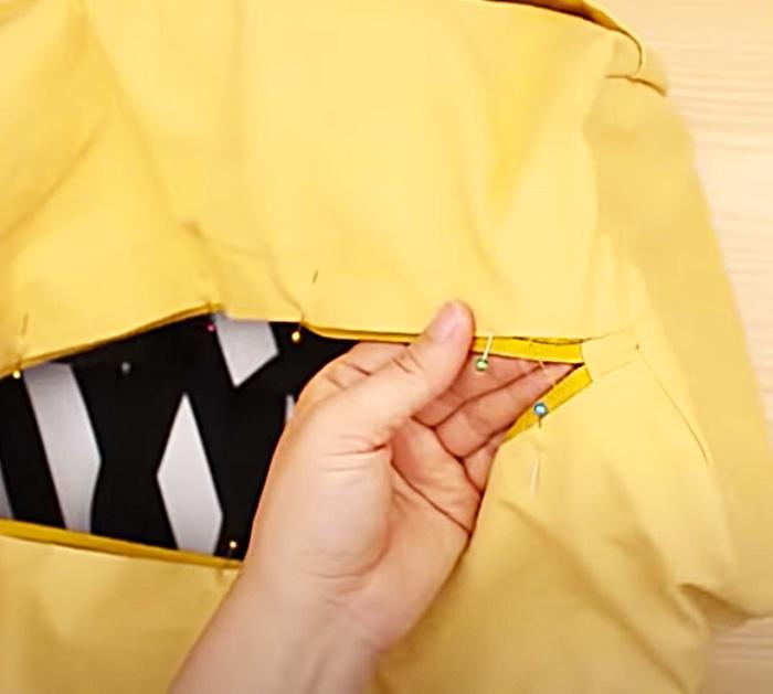 Free Sewing Pattern Bag - Sewing Ideas - Beginner Sewing Ideas