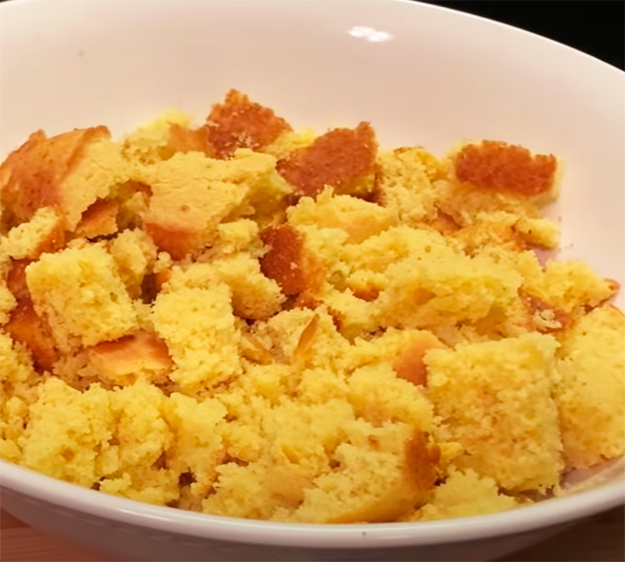 Use Cornbread to Make Chicken and Dressing Casserole - Chicken Recipes - Southern Recipes