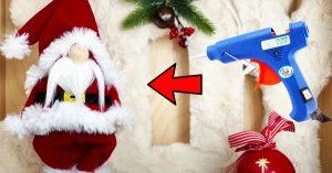 DIY Santa Gnome