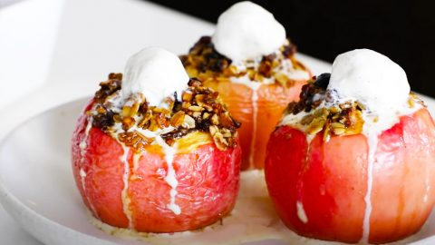 Easy Baked Apples Recipe | DIY Joy Projects and Crafts Ideas