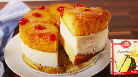 How To Make Pineapple Upside Down Cheesecake | DIY Joy Projects and Crafts Ideas