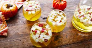 How To Make Pumpkin Pie Sangria