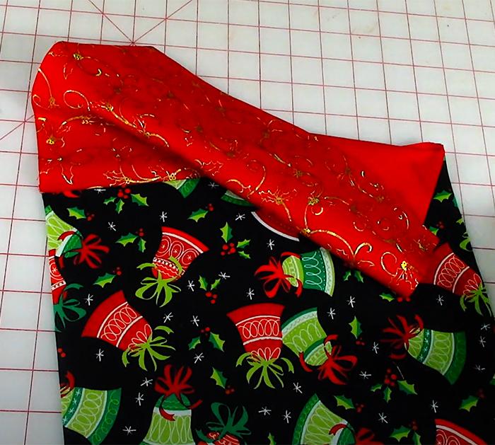 DIY Sewing - DIY Gift Bag - Gift Bag Ideas