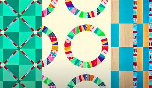 Try These 3 Modern Scrappy Block Designs