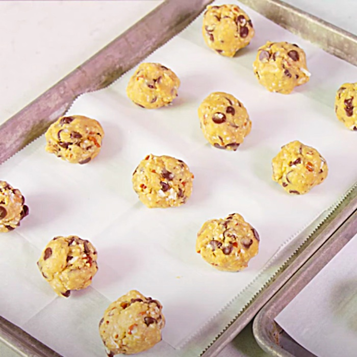 Cowboy Cookies Recipe - Easy Cookie Recipe - Chocolate Cookies Idea