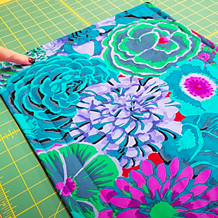 Napkin And Placemat Pattern - How To Make Napkins - Easy Quilting Ideas