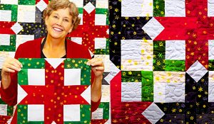 Snowball Quilt With Jenny Doan