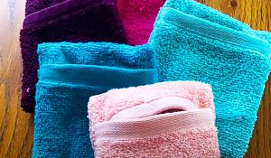 How To Make A Soap Saving Washcloth Pouch
