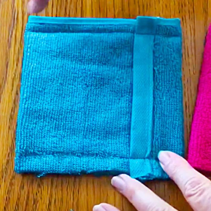 DIY Washcloth Ideas - DIY Bath Ideas - Easy Washcloth Sewing Projects