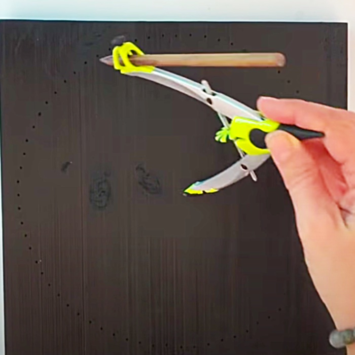 Home Decor Ideas - DIY Wood Project - How To make String Art