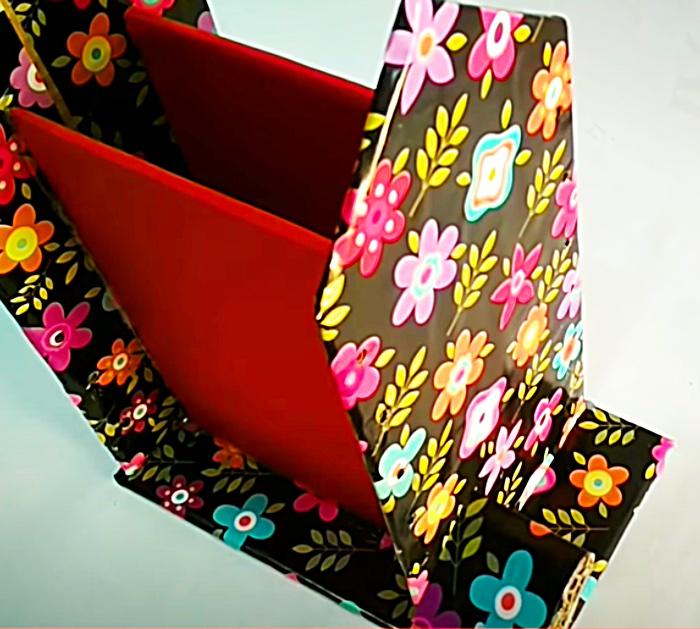 Homemade Sewing Kit - DIY Sewing Organizer - How To Make A Thread Organizer