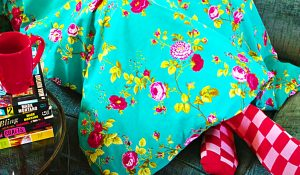 How To Make A No-Sew Weighted Blanket