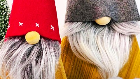 How To Make DIY Christmas Gnomes | DIY Joy Projects and Crafts Ideas