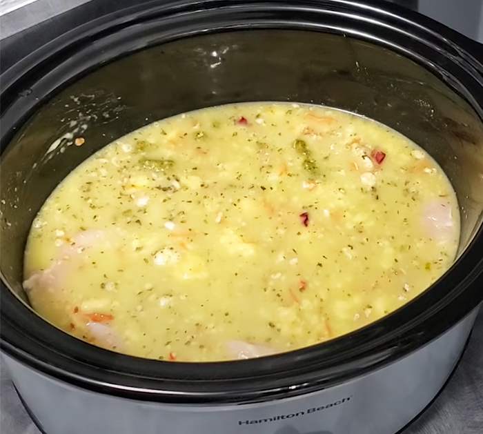 How To Make Chicken Bacon Ranch Stew Recipe - Stew Recipes - Bacon Recipes