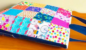 How To Make A Tote Bag From Fabric Scraps