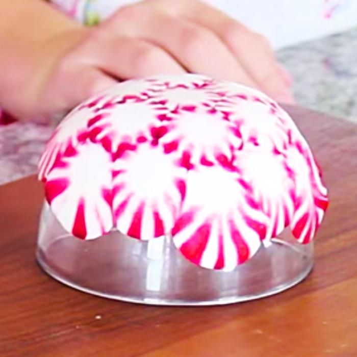 Peppermint Christmas Decor Ideas - DIY Holiday Gift Ideas - Candy Present Ideas