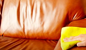 How To Clean A Leather Sofa Without Harsh Chemicals
