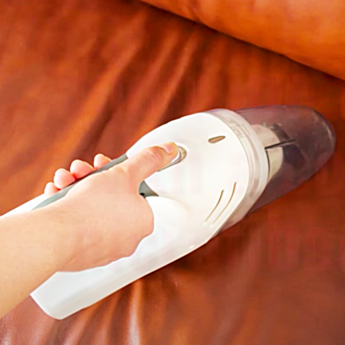 Easy Ways To Clean A Leather Sofa - Quick Cleaning Hacks - Sofa Cleaning