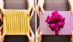 20 DIY Gift Wrapping Ideas
