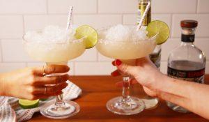 Margarita Snow Cones Recipe