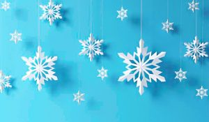 How To Make A Paper Snowflake In 5 Minutes