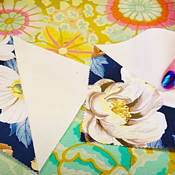 Charm Pack Quilt Idea - Easy Sewing Projects - Easy Quilt Pattern