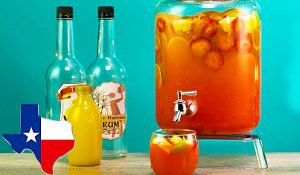 Texas Fever New Year's Eve Punch Recipe