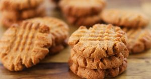 3-Ingredient Peanut Butter Cookie Recipe