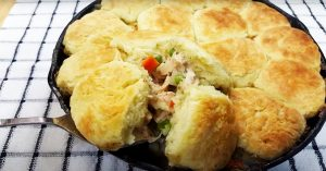 Canned Biscuit And Chicken Casserole Recipe