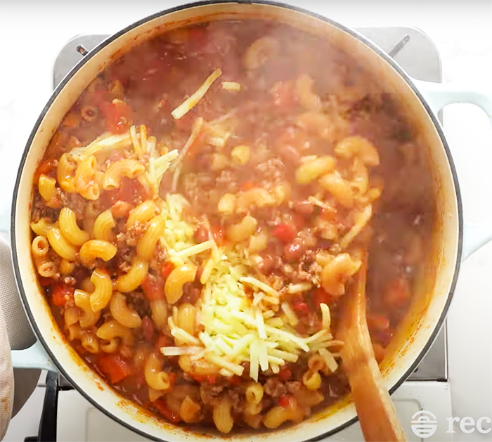 20-Minute Recipes - Homemade Chili Recipes - Mac and Cheese Recipes - Ground Beef Dinner Recipes