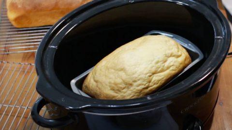Easy Crockpot Bread Recipe | DIY Joy Projects and Crafts Ideas