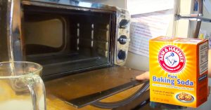 How To Clean A Toaster Oven With Baking Soda