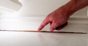 How To Fix Cracks Around Window Sills