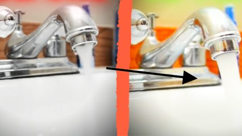 How To Fix Low Water Pressure In Faucet   DIY Joy Projects and Crafts Ideas