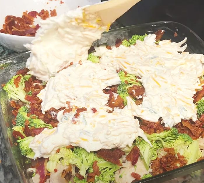 Homemade Baked Potato Recipes - Casserole Side Dish Recipe