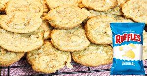 Potato Chip Cookie Recipe