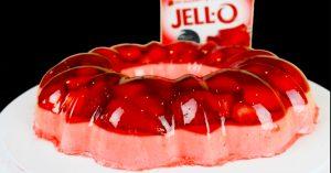 Strawberry Mousse Jello Dessert Recipe
