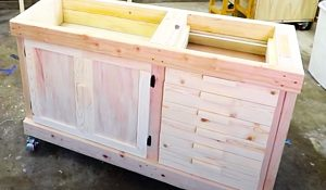 How To Make Make Frame And Panel Cabinet Doors
