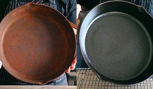 How To Restore And Cure Cast Iron