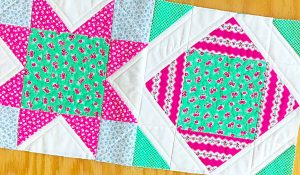 How To Join Up Quilt Blocks