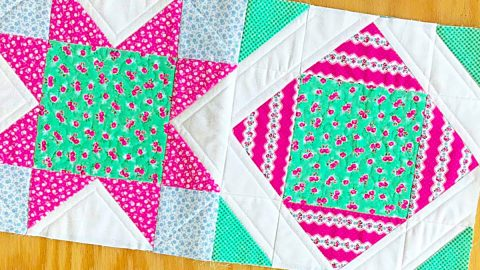 How To Join Up Quilt Blocks | DIY Joy Projects and Crafts Ideas