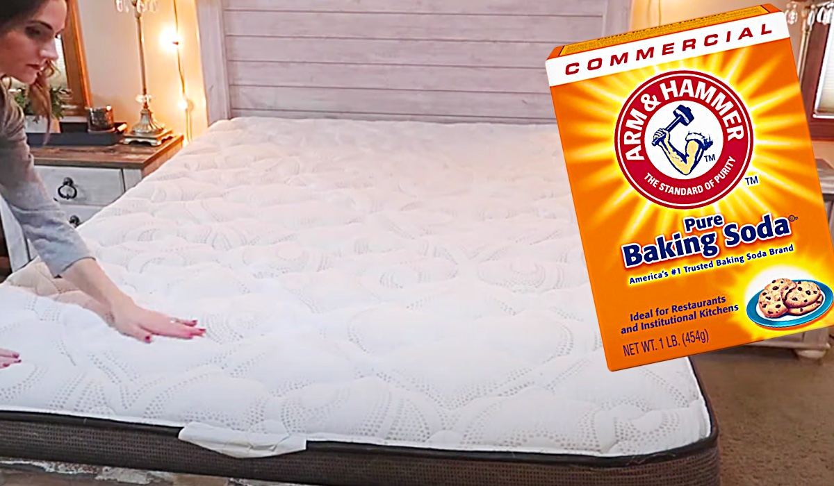 How To Clean A Futon  Mattress With Baking Soda
